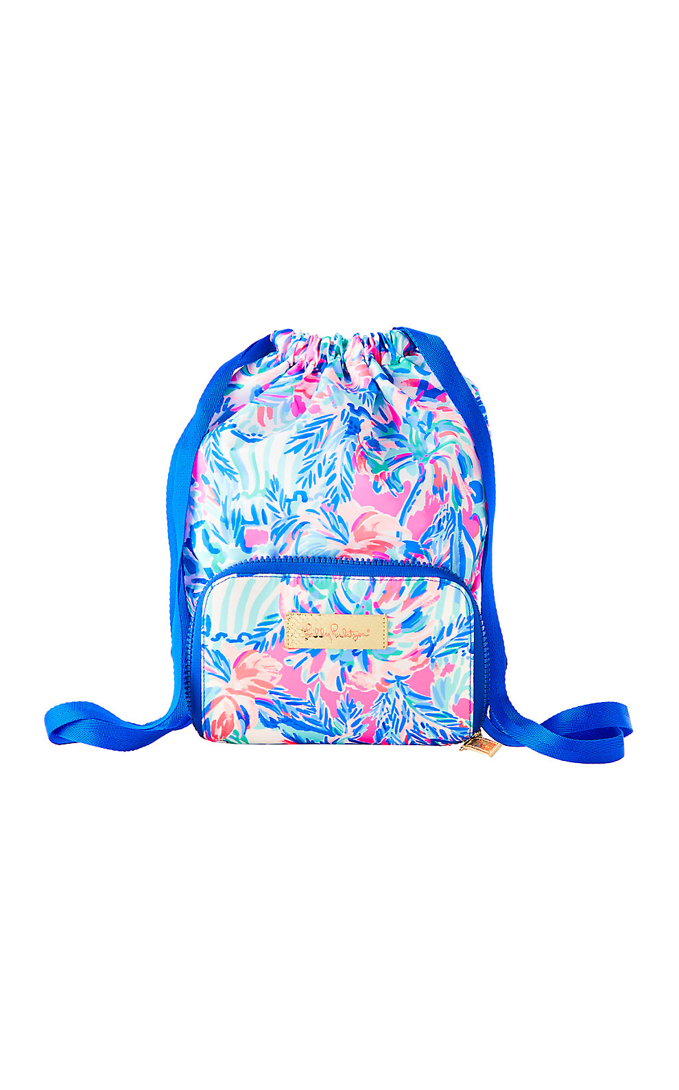 Lilly Pulitzer Packable Beach Pack Bag