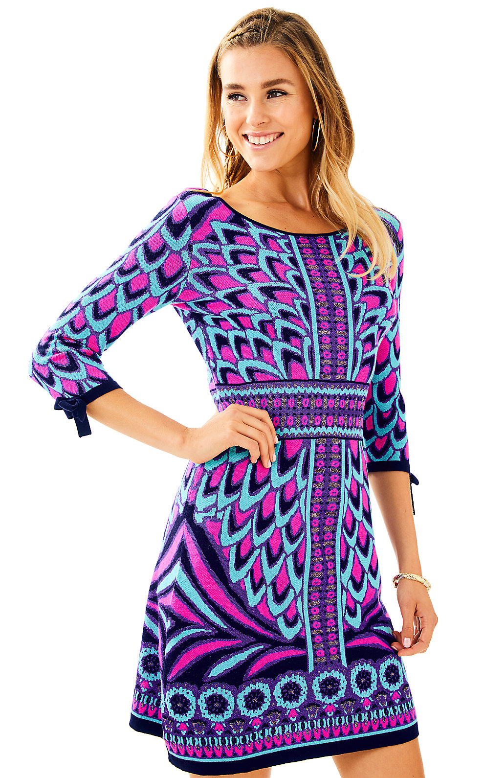 Lilly Pulitzer Escala Sweater Dress