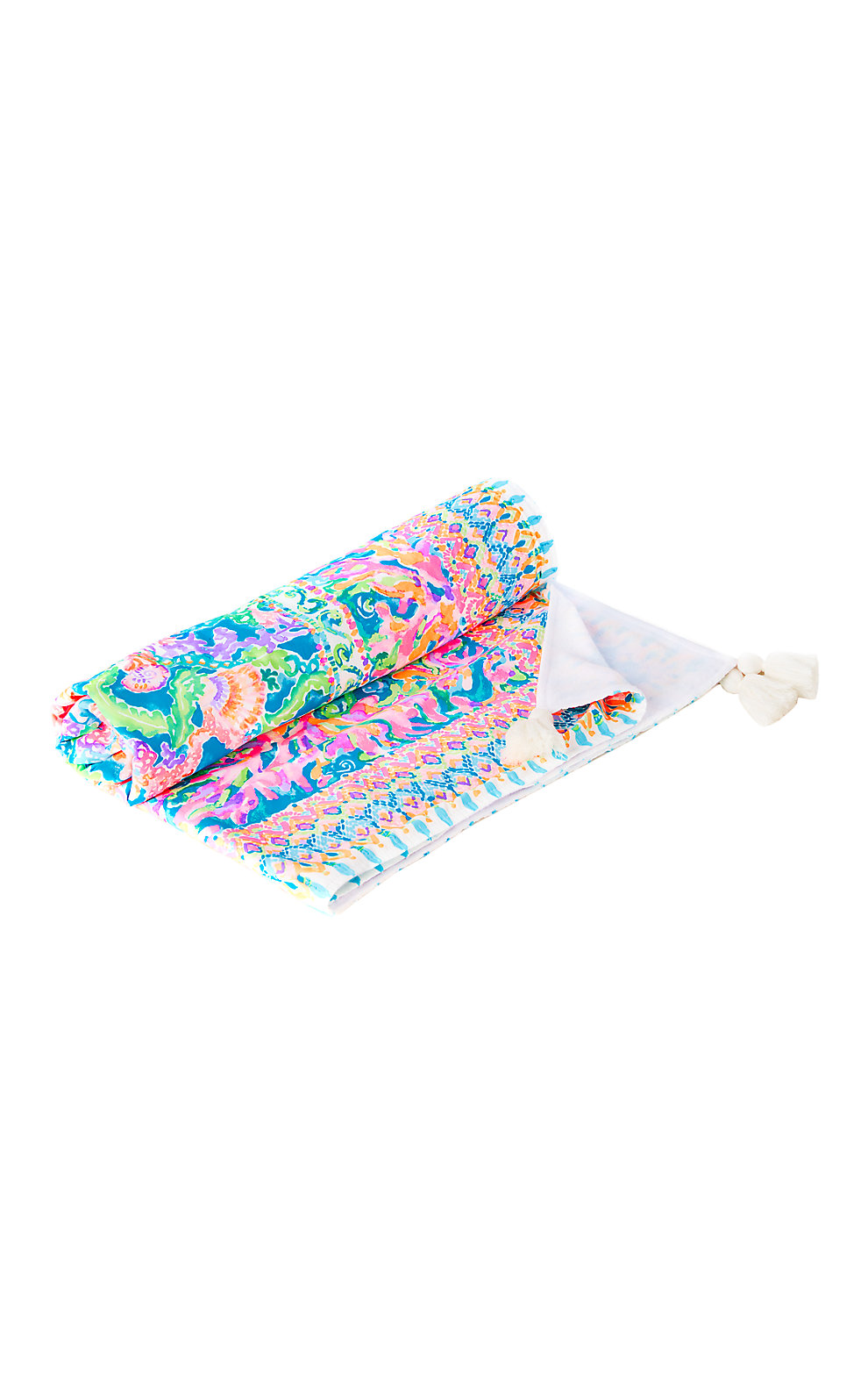 Lilly Pulitzer Beach Blanket