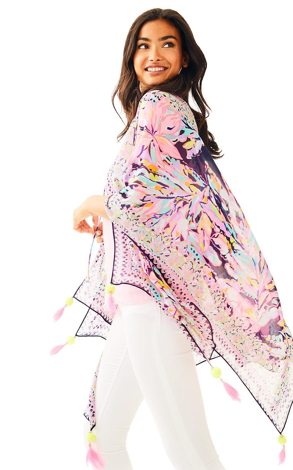 Lilly Pulitzer Anya Kimono