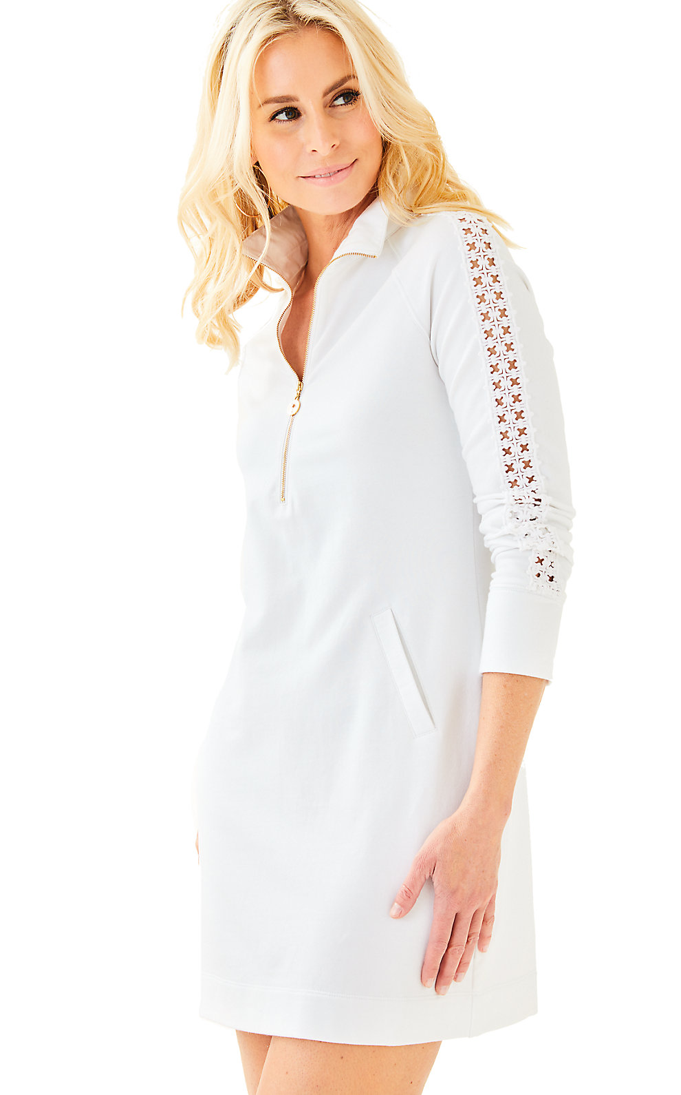 Lilly Pulitzer Skipper Popover Dress
