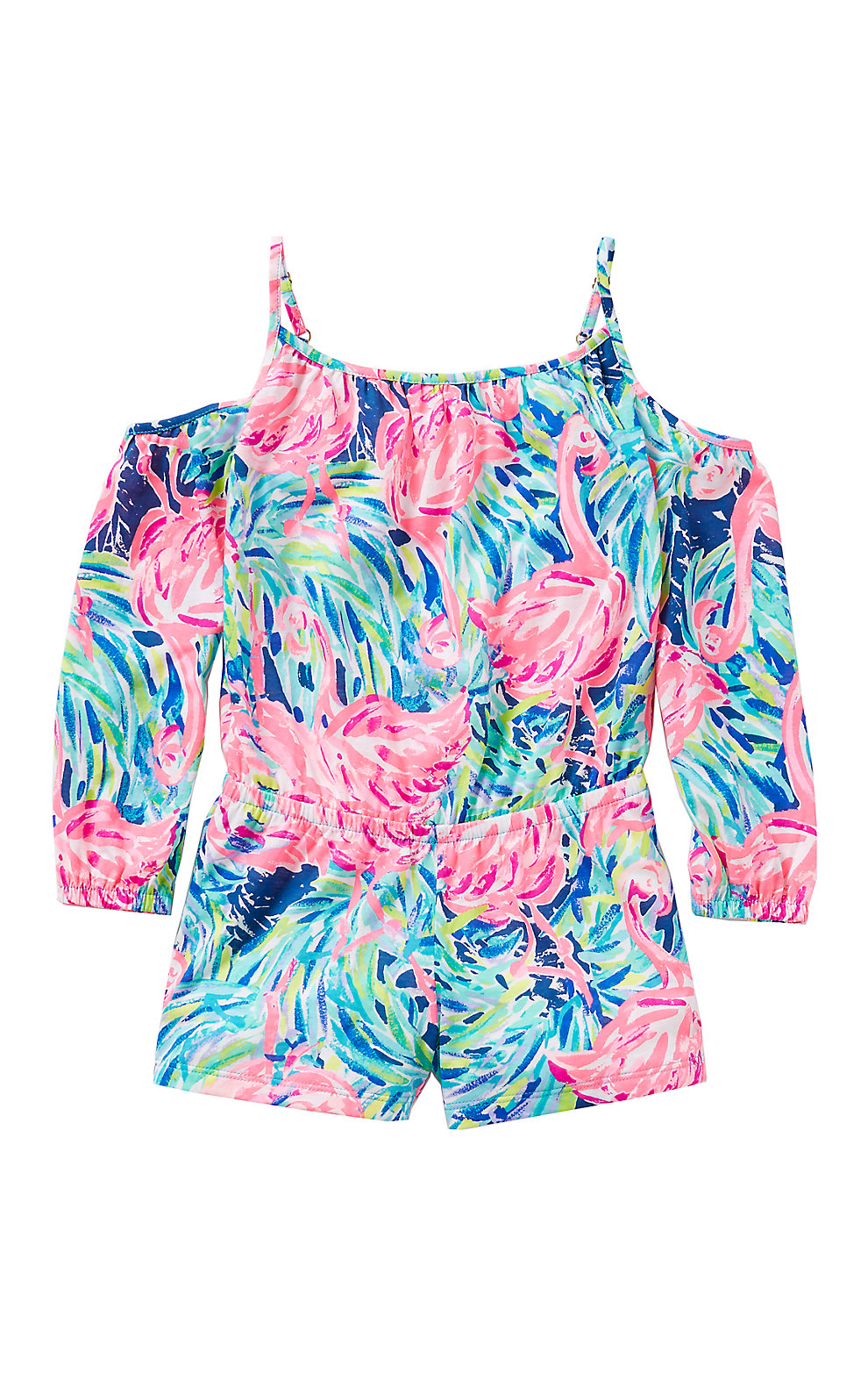 Lilly Pulitzer Girls Candice Romper
