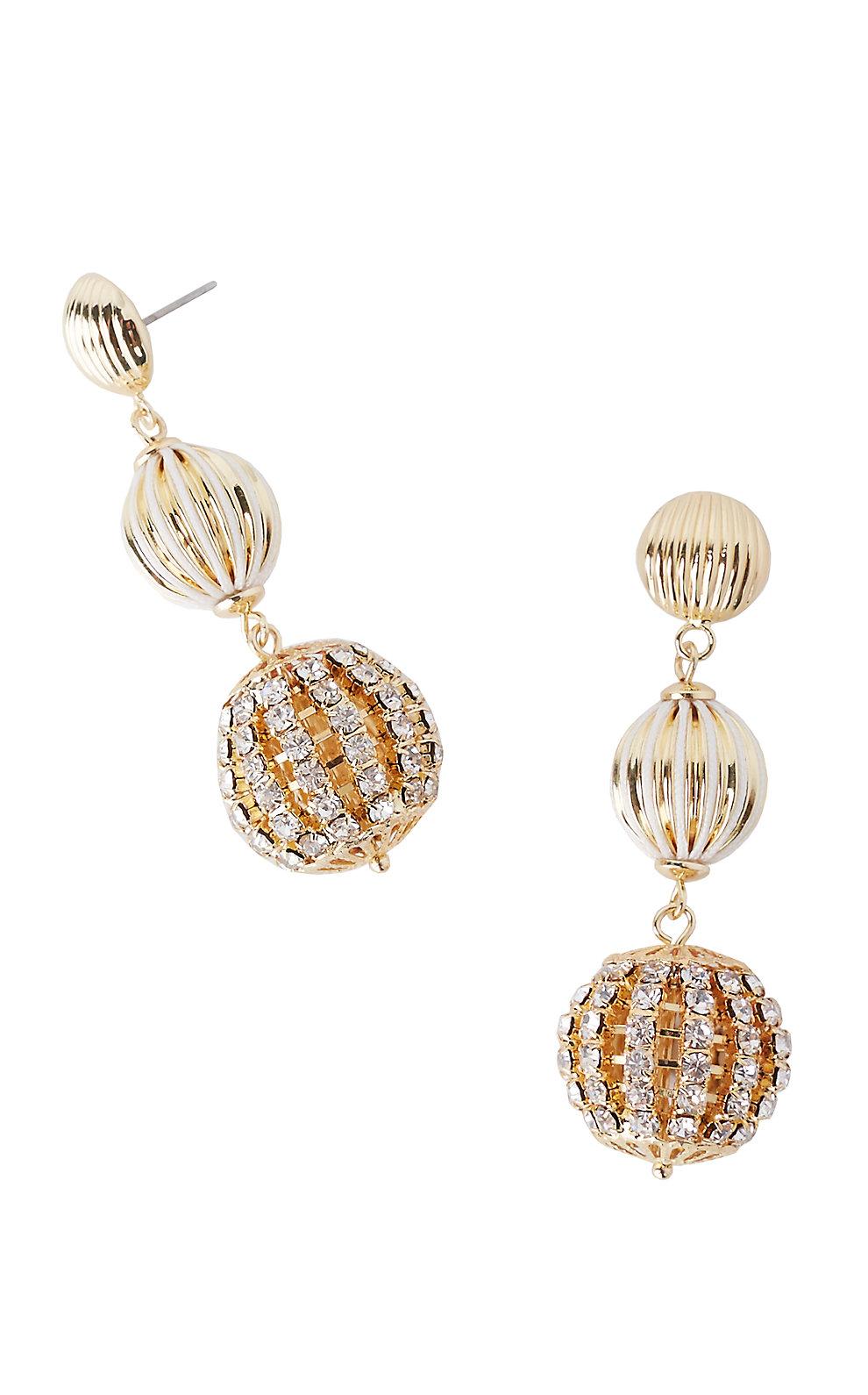 Lilly Pulitzer Starburst Drop Earrings
