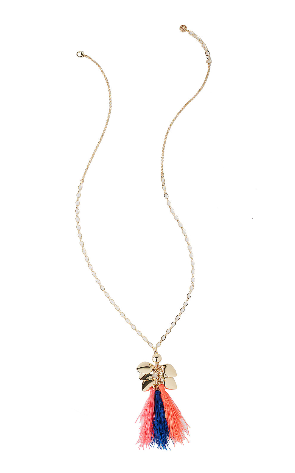 Lilly Pulitzer Quill Out Pendant