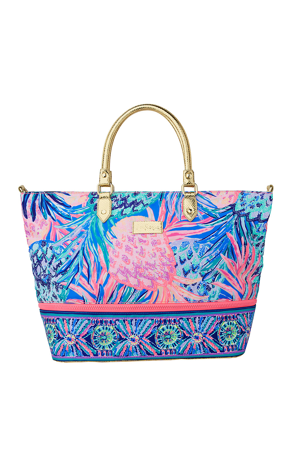 Lilly Pulitzer Weekender Travel Tote Bag