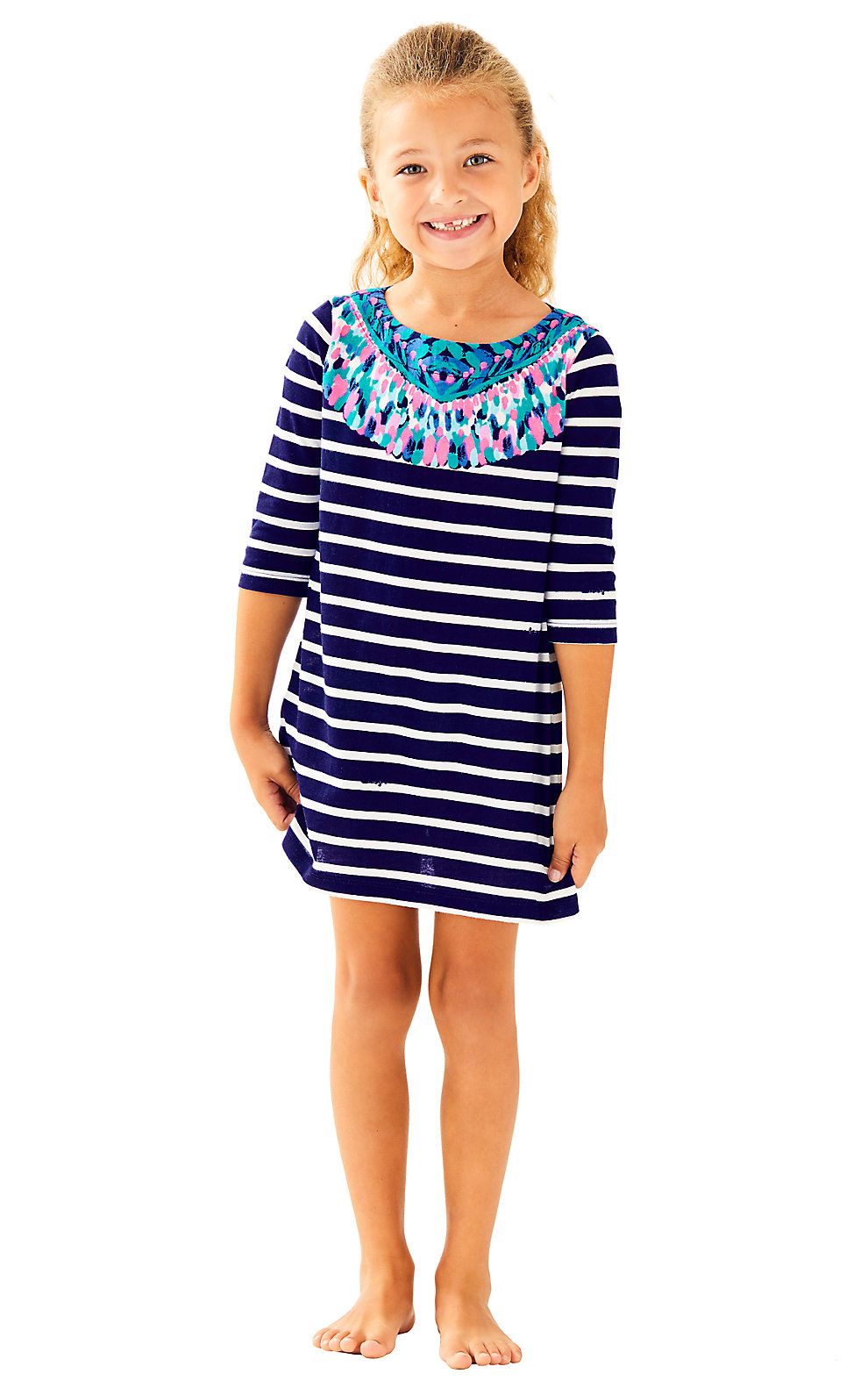 Lilly Pulitzer Girls Little Bay Dress