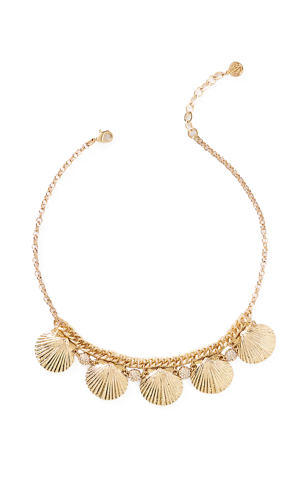 Lilly Pulitzer  SEA FAN NECKLACE
