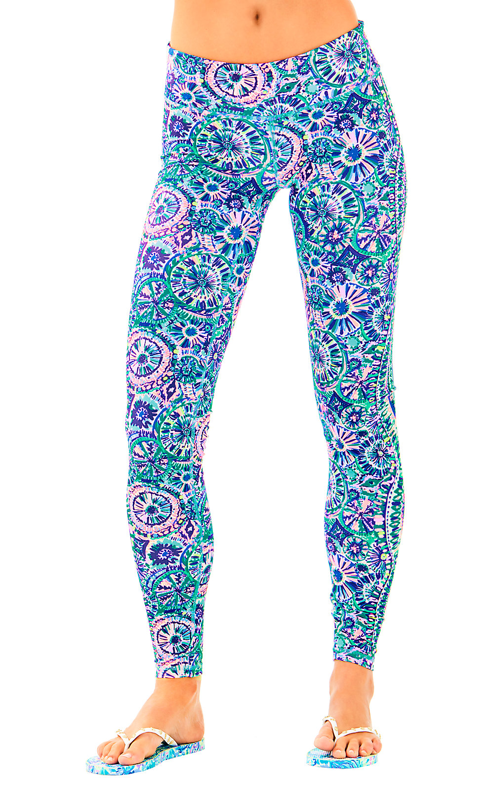 Lilly Pulitzer UPF 50+ Luxletic 26