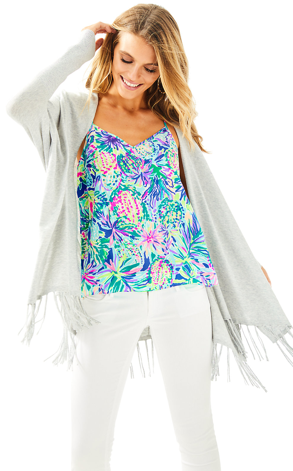 Lilly Pulitzer Colina Cardigan