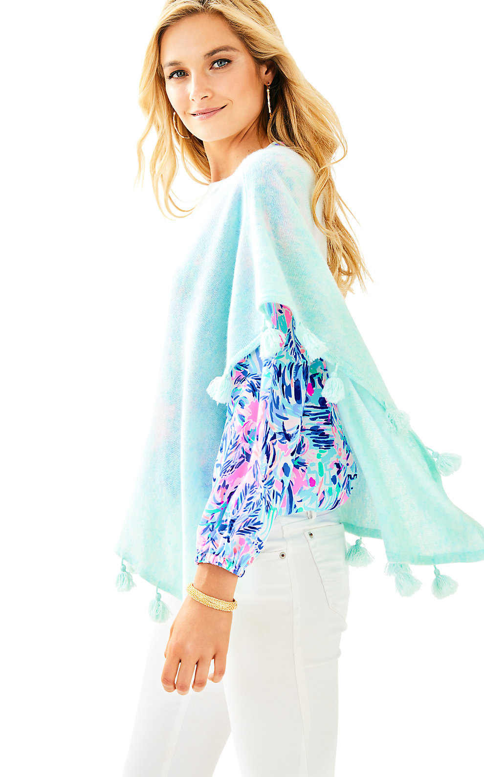 Lilly Pulitzer Kenzy Cashmere Wrap