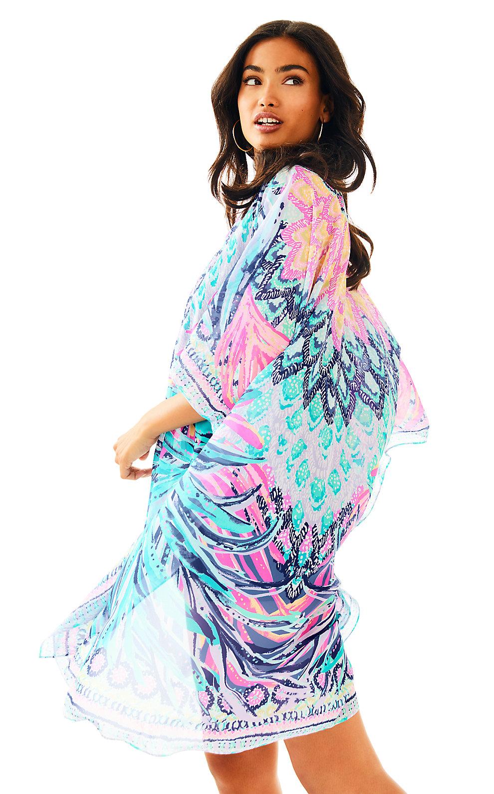 Lilly Pulitzer Kaai Kimono