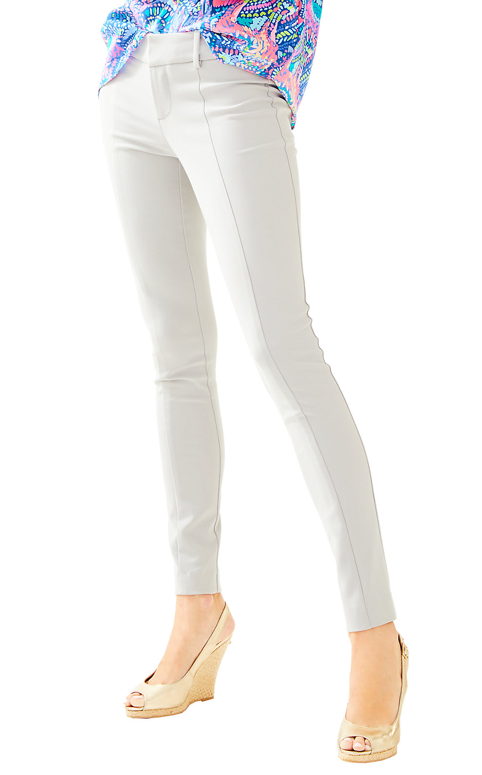 Lilly Pulitzer Chantal Stretch Dinner Pant