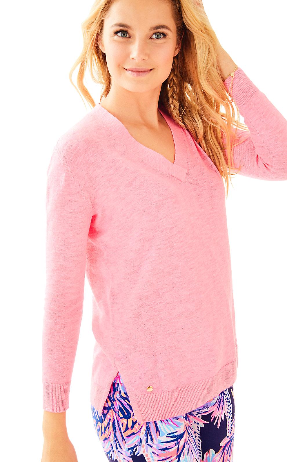 Lilly Pulitzer Blaine Tunic Sweater