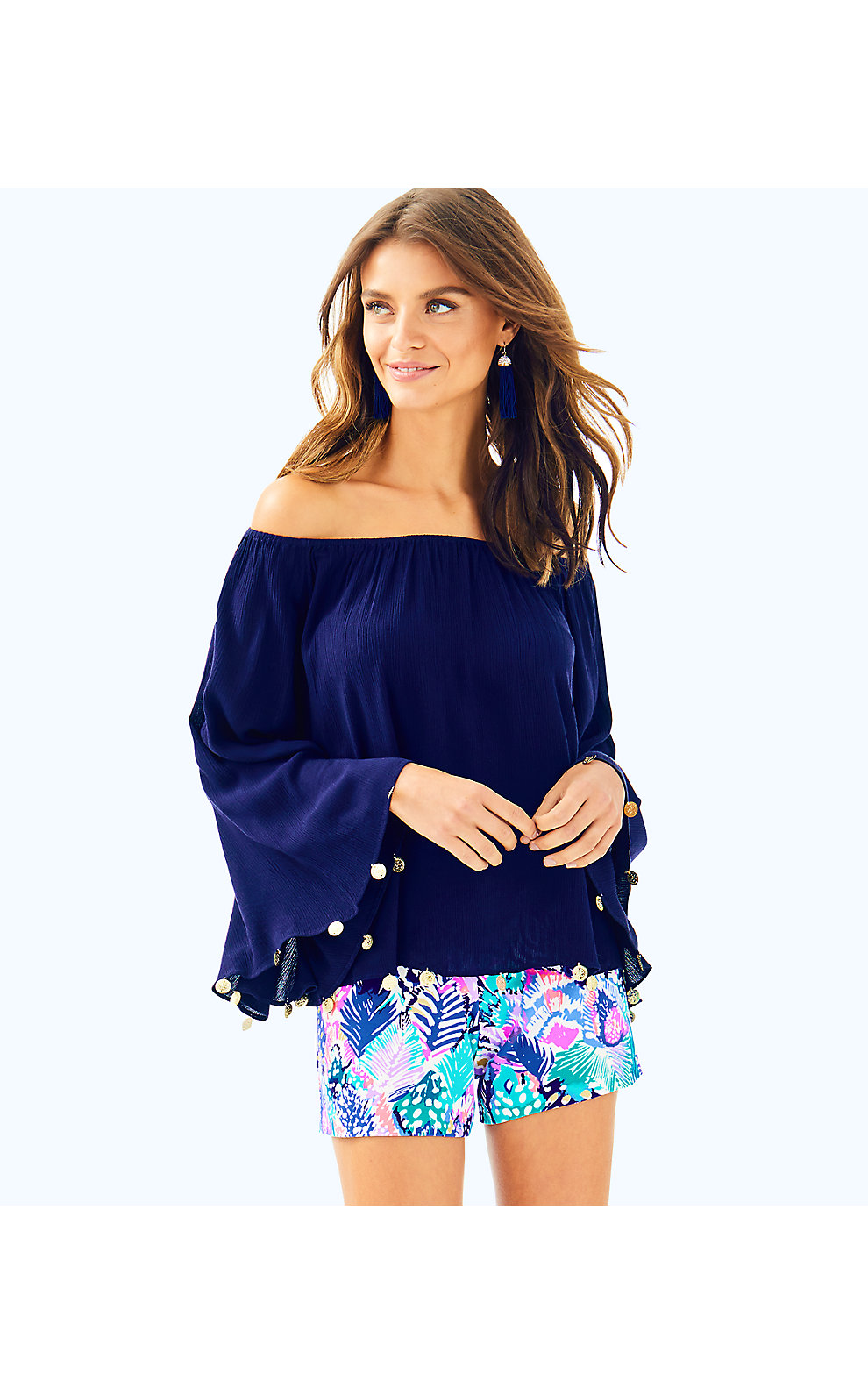 Lilly Pulitzer Delaney Top