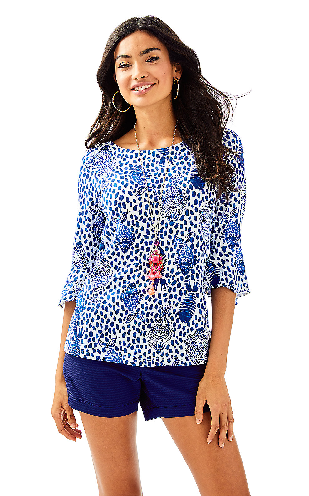 Lilly Pulitzer Lilly Pulitzer Fontaine Top