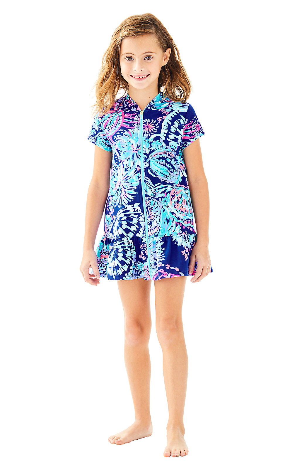 Lilly Pulitzer Lilly Pulitzer Girls Cooke Coverup