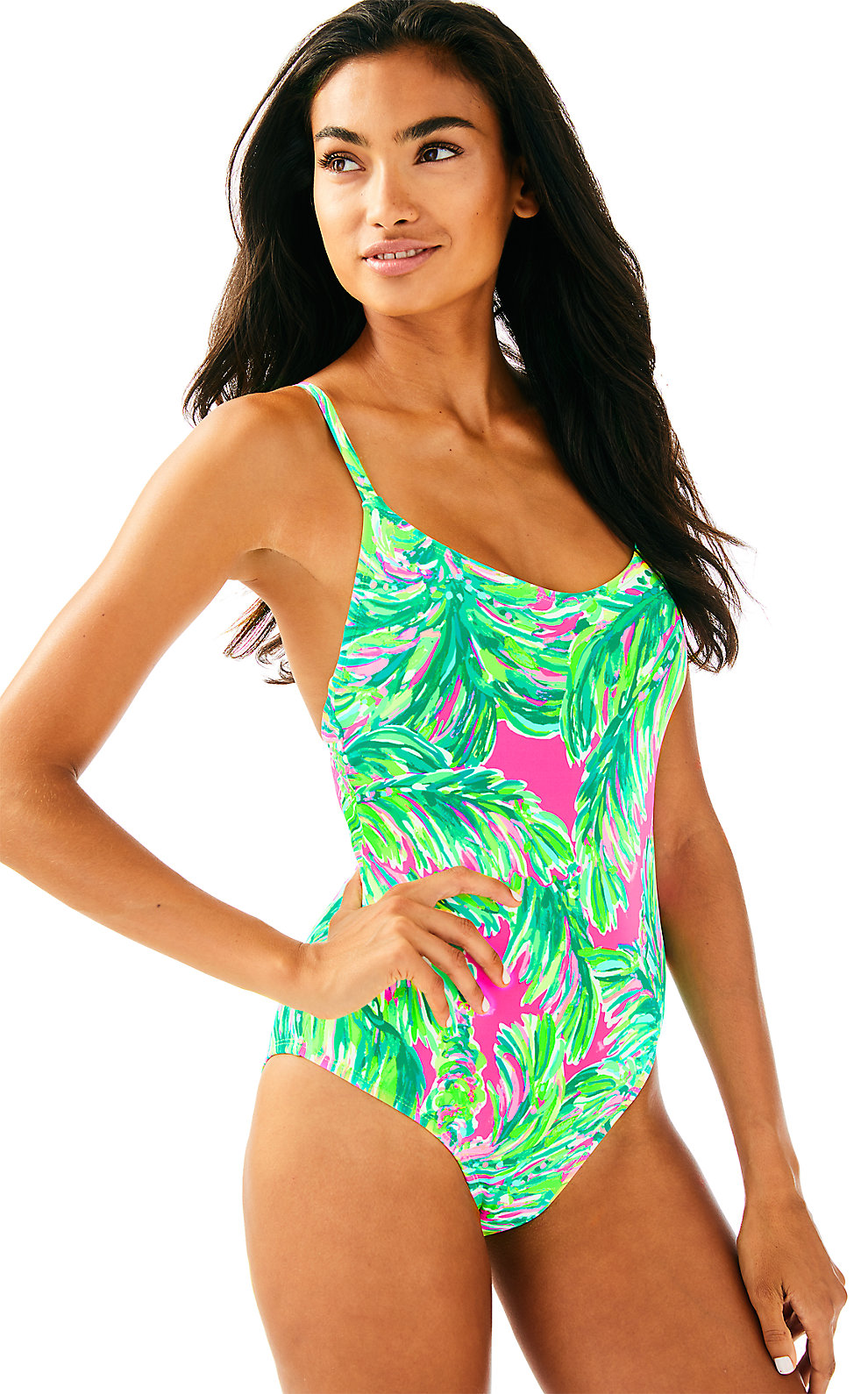 Lilly Pulitzer Lilly Pulitzer Azalea One Piece Suit