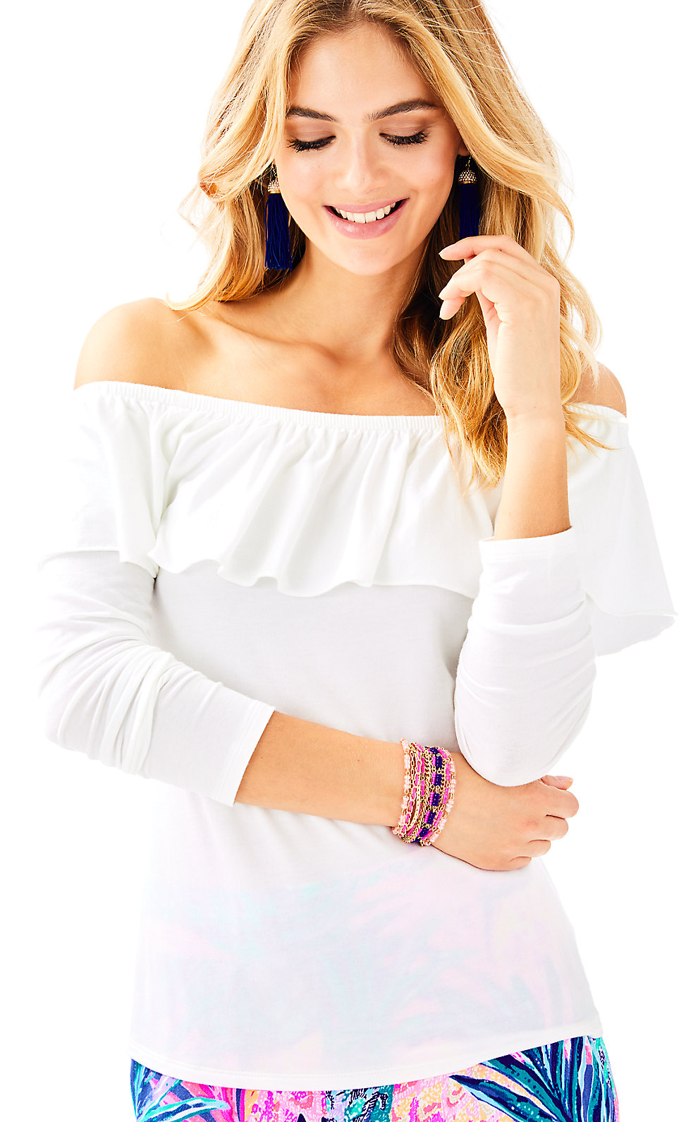 Lilly Pulitzer  AUGUSTUS TOP
