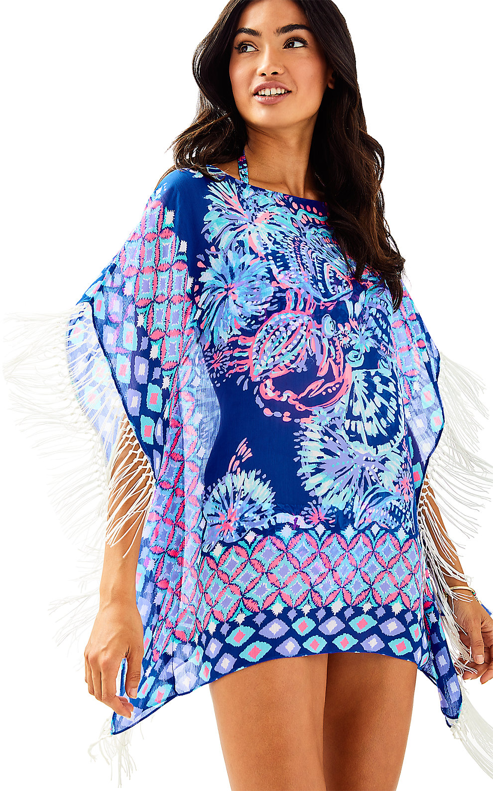WOMENS GINETTE COVERUP