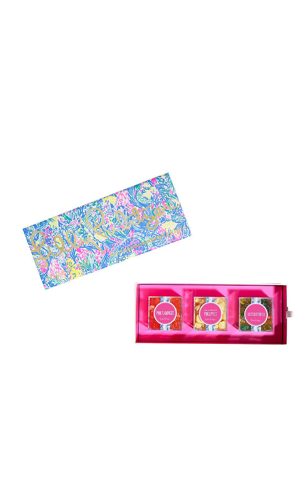 Lilly Pulitzer Lilly Pulitzer x Sugarfina 3 Piece Bento Box