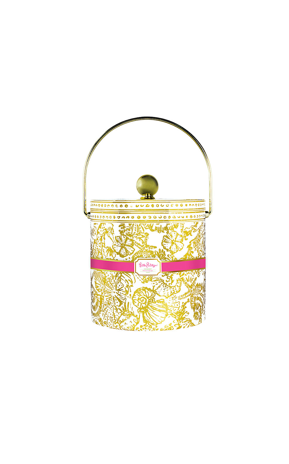Lilly Pulitzer Ice Bucket