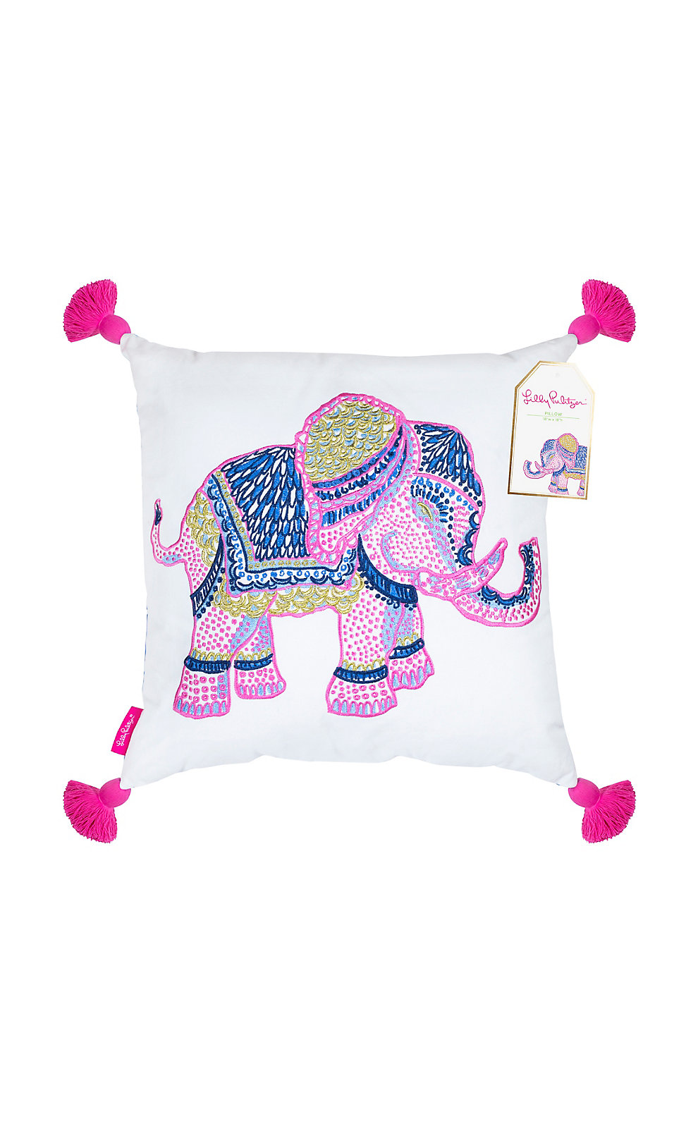 Lilly Pulitzer Pillow (large)