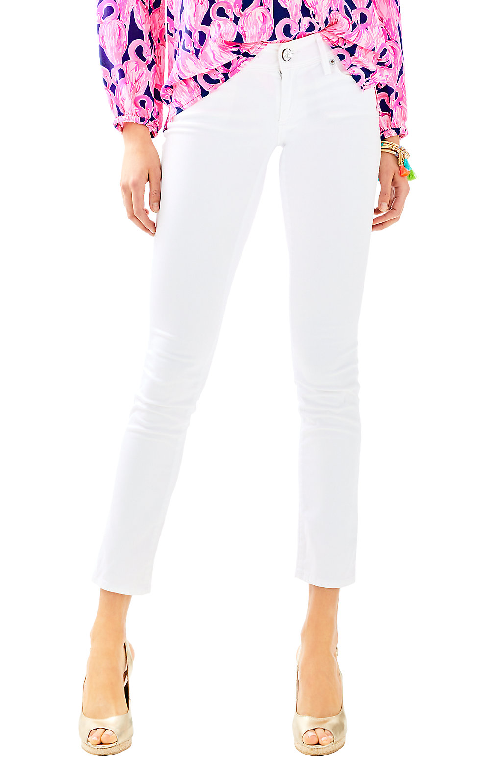 Lilly Pulitzer Worth Skinny Jean - Sateen