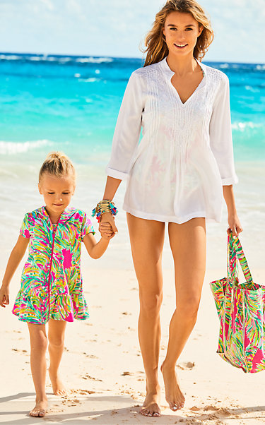 Matching Mom Cover-Ups
