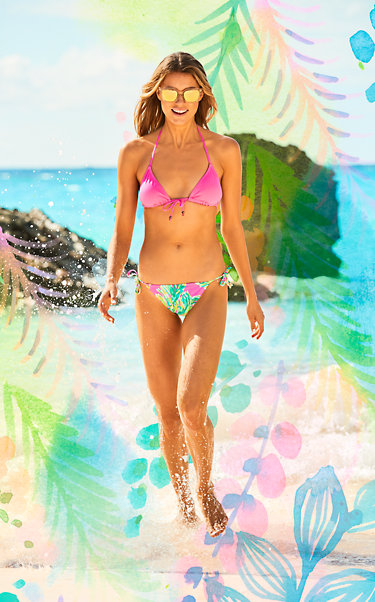 Tropic String Bikini Mix & Match Look