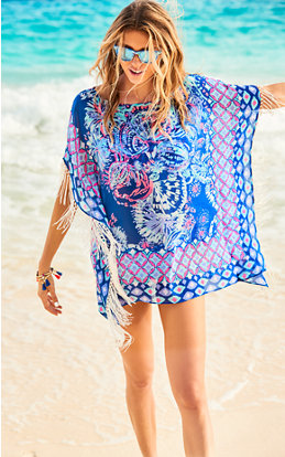 Ginette Cover-Up Look
